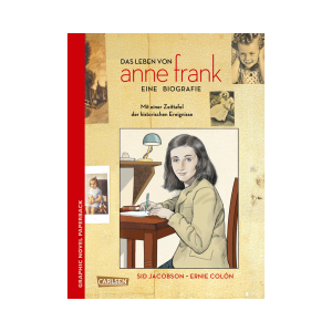 Anne Frank Graphic Novel tebalou 300x300 - Home