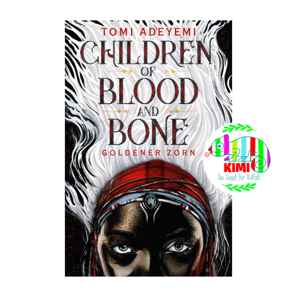 Children of Blood and Bone mit Siegel 600x600 - Children of Blood and Bone: Goldener Zorn