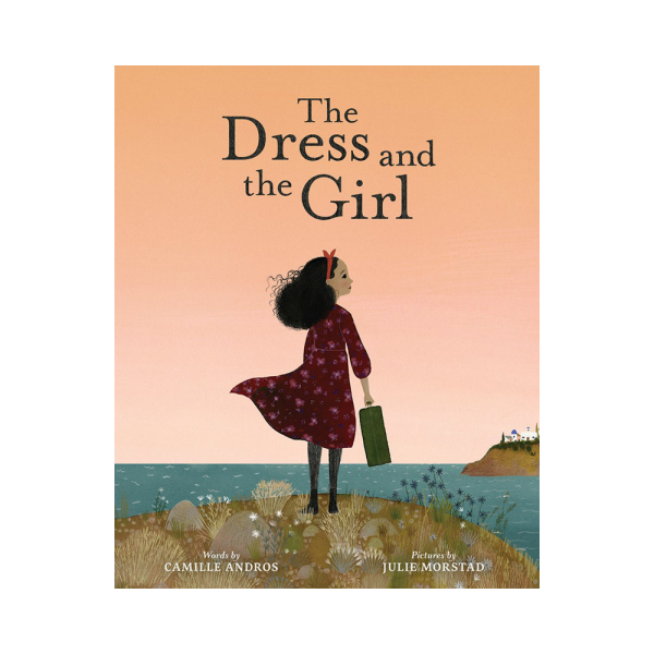 The_Dress_and_the_girl_Abrams_Books_tebalou