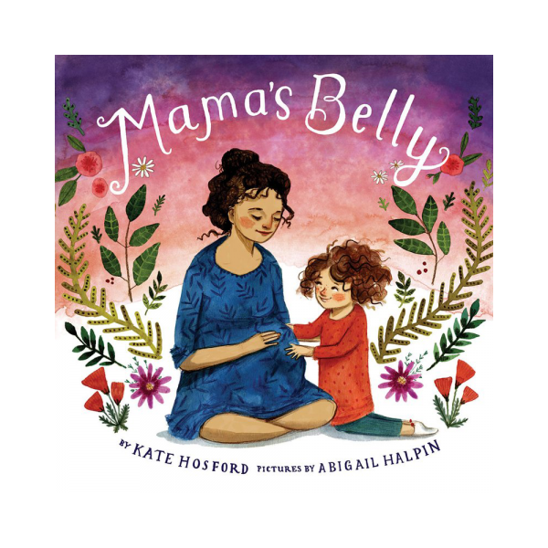 Mamas Belly Bilderbuch tebalou 600x600 - Mama's Belly