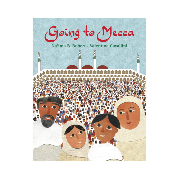 Going to Mecca 600x600 - Going to Mecca