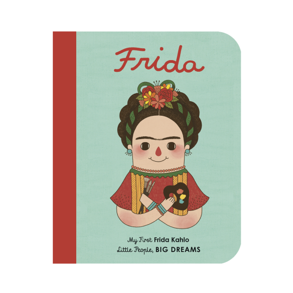Frida 1 600x600 - Frida: My first Frida Kahlo