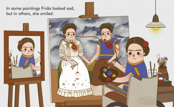 LPBD BB Frida 3 600x370 - Frida: My first Frida Kahlo