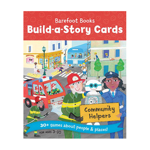 buildastorycards communityhelpers - Build-a-Story Cards: Community Helpers