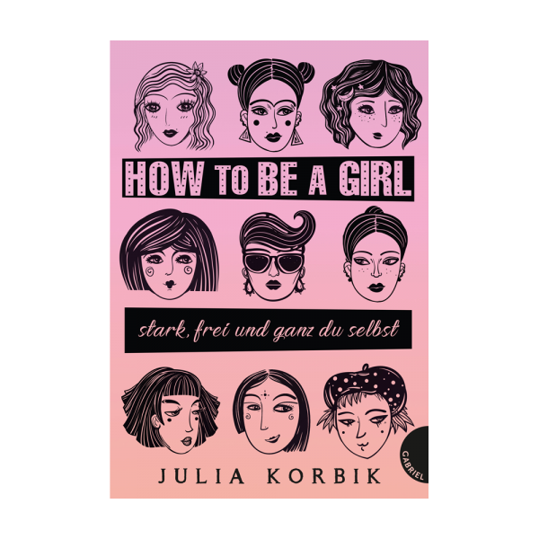 How to be a girl 600x600 - How to be a girl