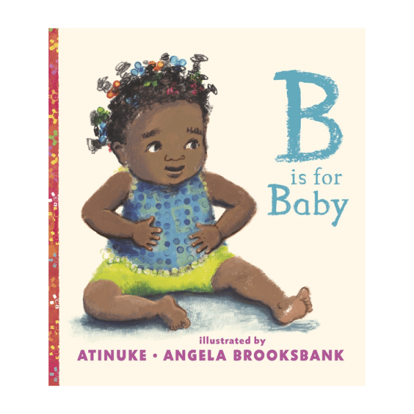 B is for Baby Kopie 600x600 - B is for Baby (Hardcover)