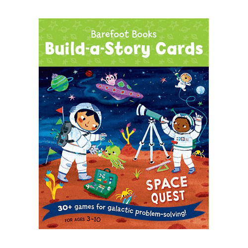 Build a Story Cards Space Quest  - Build-a-Story Cards: Space Quest